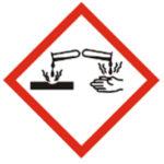 Corrosif Produits interdits