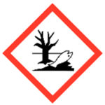 Dangereux pour l'environnement. Produits interdits