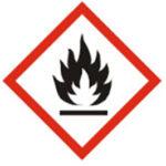 Inflammable Produits interdits