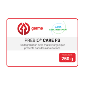PREBIO CARE FS activateur canalisations
