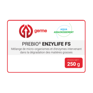 prebio enzylife fs bacteries enzymes activateur